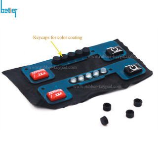 Silicone Button Membrane Keyboard & Keypads