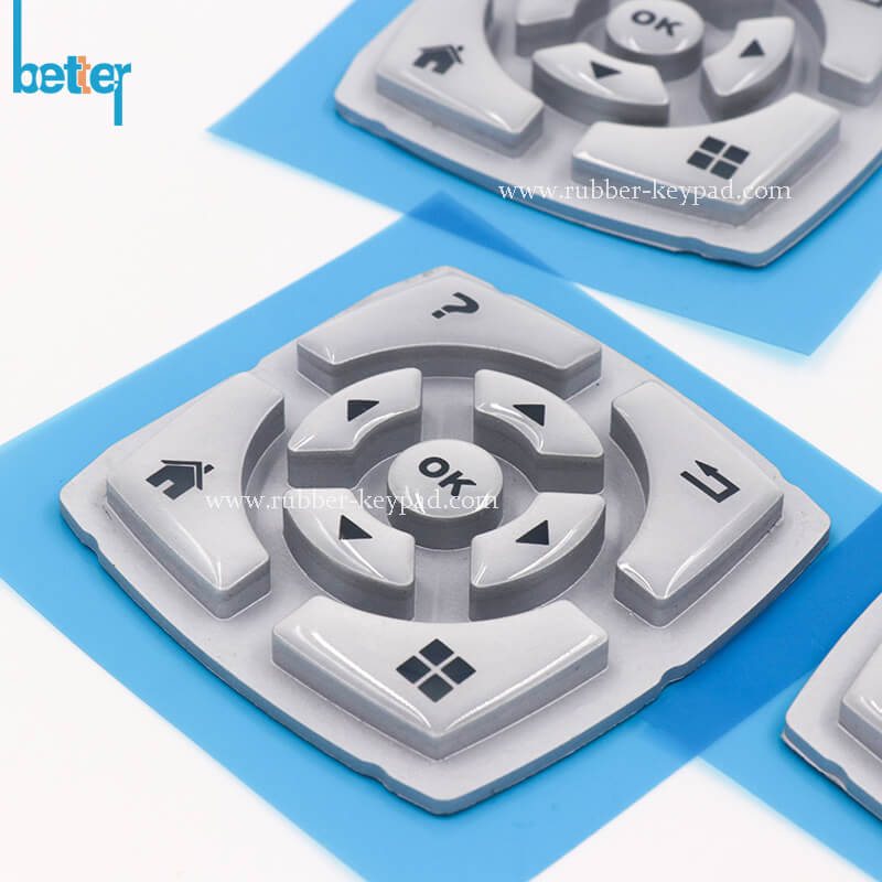 Self Adhesive Push Button